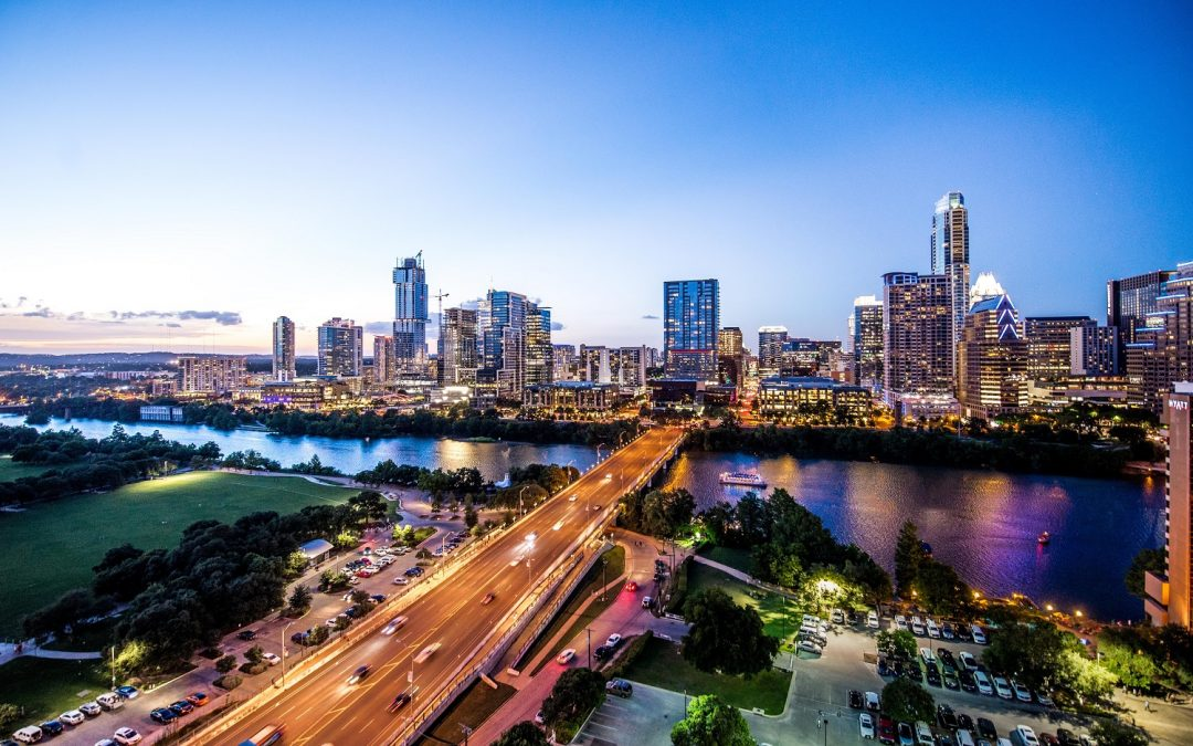 The city of Austin, TX where the 34th AMLI Annual Meeting will be held.